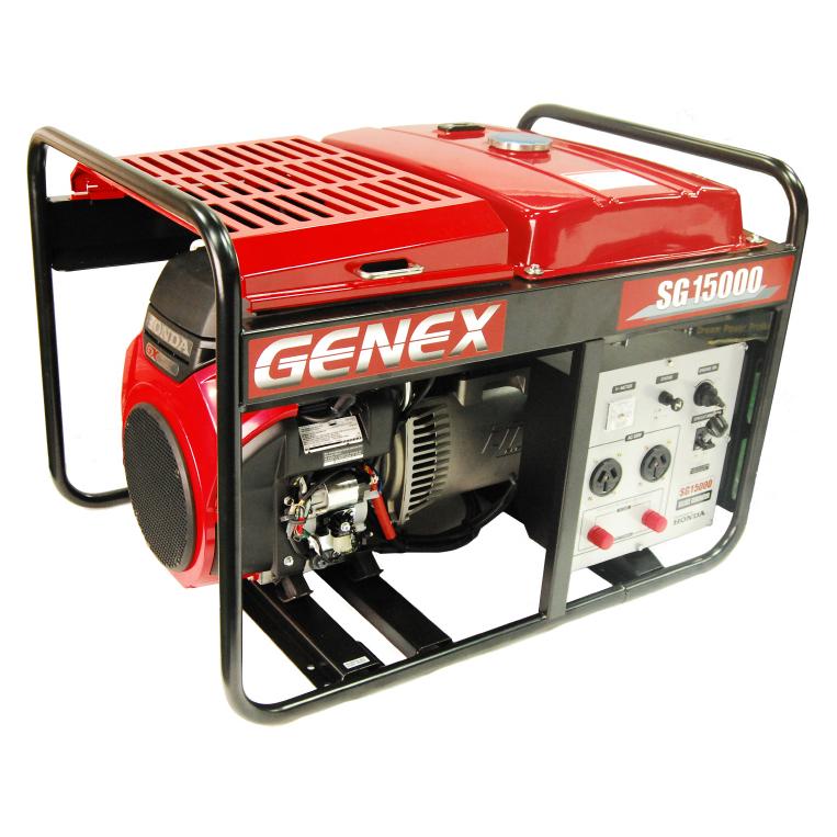 SG15000EX 발전기 임대 대여 제품