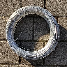 아연도금 철선 두께 1.6mm  길이 600M  중량10Kg 1롤